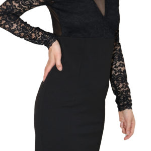 XT STUDIO DAMEN SPITZKLEID